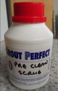GP 500ml Caustic Grout Pre Clean Scrub